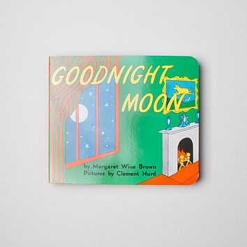Goodnight Moon by Margaret Wise Brown - Estella