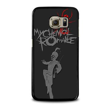 MY CHEMICAL ROMANCE BLACK PARADE 2 Samsung Galaxy S6 Case Cover