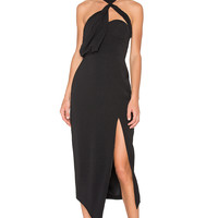 Misha Collection x REVOLVE Triviata Dress in Black | REVOLVE