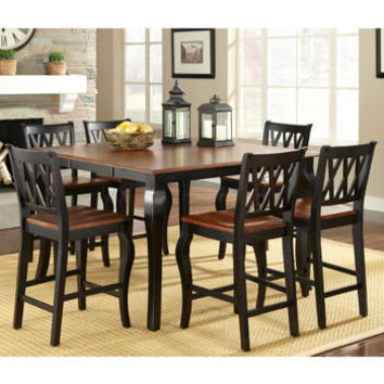 Roslyn 7-Piece Counter-Height Dining Set