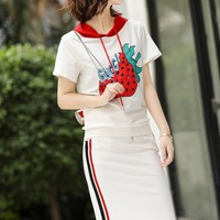 2019 Newest Gucci Women's Ready To Wear Sweatshirts And Skirts Style #49 - Best Online Sale