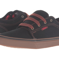 Vans Y Chukka Low(Buffalo Plaid)Black/Gum