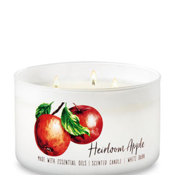 HEIRLOOM APPLE3-Wick Candle