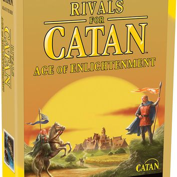 Catan: Rivals for Catan - Age of Enlightenment Expansion