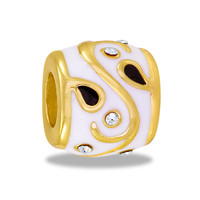 DaVinci Beads Gold Vine Jewelry