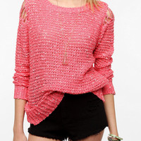 Urban Outfitters - Nameless Crisscross Shoulder Sweater