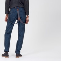 Chimney Suspender Pants