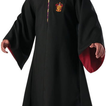 harry potter deluxe replica gryffindor robe adult