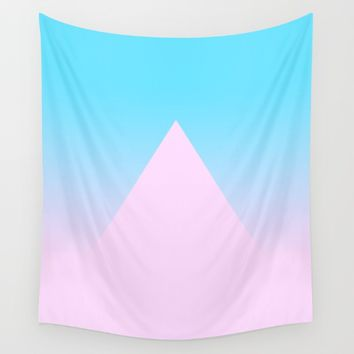 Mirage Wall Tapestry by Trevor May