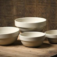 Americana General Stoneware Mixing Bowl