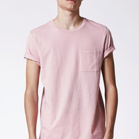 On The Byas Shane Pocket Scallop T-Shirt at PacSun.com