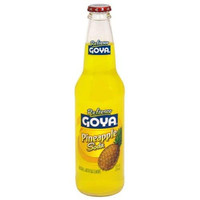 Goya Soda Pineapple (24x12oz )