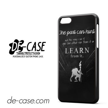 Rafiki Lion King Quote DEAL-9106 Apple Phonecase Cover For Iphone 5C