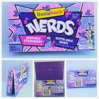 Upcycled - Nerds - Candy Box - Wallet - Pouch -Cell Phone Holder