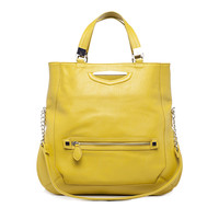 Mustard Peyton Tote by Danielle Nicole