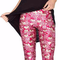 """""""We're All Mad Here"""" Leggings"""