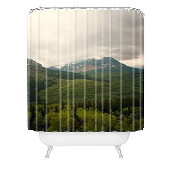 Catherine McDonald Wild Montana Shower Curtain