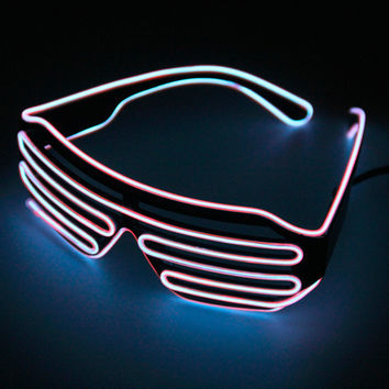 LED Glasses Light Shades