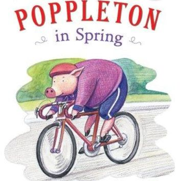 Poppleton In Spring Scholastic Readers Reprint