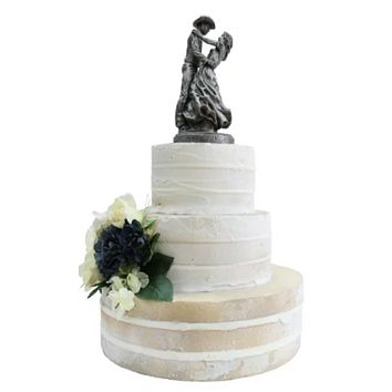 Montana Silversmith The First Dance Cake Topper
