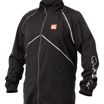 Quiksilver - Men's Windbreaker Front Zip Sup Jacket