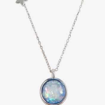 Neptune Planet Necklace