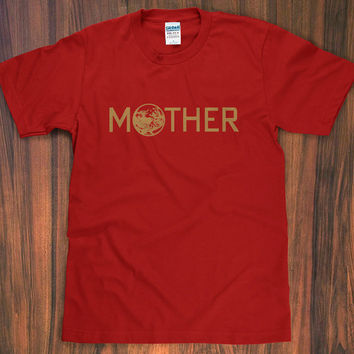 Mother / Earthbound T-Shirt - japan japanese logo ness snes super nintendo cib box sealed new wii gamboy advance S M L XL 2X