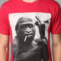 FUN Artists Middle Finger Ape Tee
