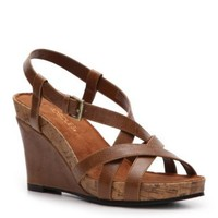 Aerosoles At First Plush Wedge Sandal Wedges Sandal Shop Women's Shoes - DSW