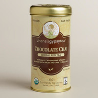 Zhena's Gypsy Tea Chocolate Chai Tea, 22-Count - World Market