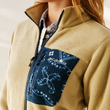 Columbia Printed Buckeye Spring Fleece Jacket - Urban Outfitters