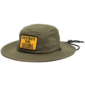 Loser Machine Smash Hat - Army