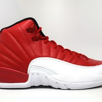 Air Jordan 12 Retro Alternate BG GS Basketball Shoes
