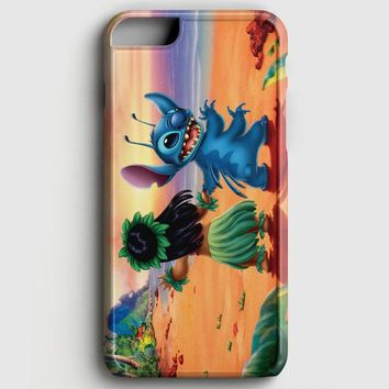 Lilo Stitch Disney iPhone 7 Case