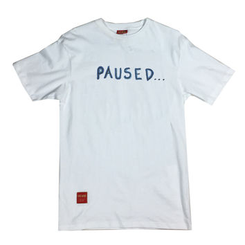 ikon Paused Tee (white)