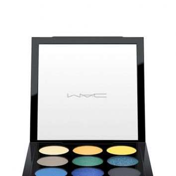 MAC Eye Shadow X 9: Tropic Cool Times Nine