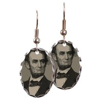 ABRAHAM LINCOLN EARRING