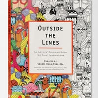 Outside The Lines By Souris Hong-Porretta - Urban Outfitters