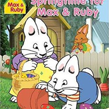 Jamie Watson & Rebecca Peters - Max & Ruby - Springtime for Max & Ruby