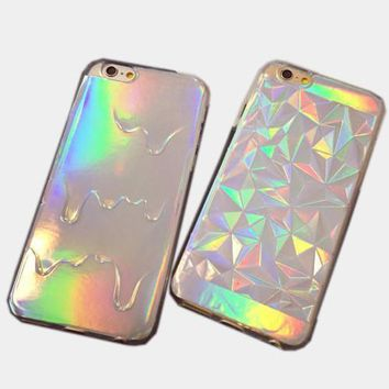 Day-First™ DIAMOND HOLOGRAM IPHONE CASE