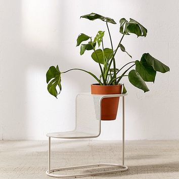 Leya Plant Stand Side Table | Urban Outfitters