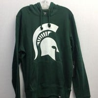 DCCKG8Q NCAA Michigan State Spartans Primary Logo Hoodie