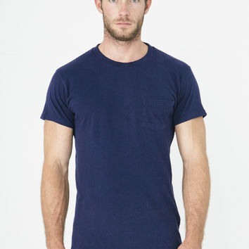 Levi's Vintage Clothing Navy Blue 1950's Sportswear T-Shirt