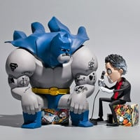 I Won't Be A Hero, Tim #2 Vinyl Art Toy by Fools Paradise