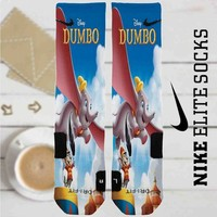 Disney Dumbo Custom Nike Elite Socks