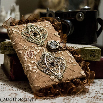 Steampunk Diary/Journal