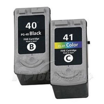 Free Shipping Compatible Ink Cartridge for Canon PG40 PG41 CL41 for Canon PIXMA iP1200 iP1300 1600 1700 1800 1900 2200 printer