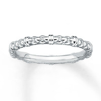 Stackable Ring Sterling Silver