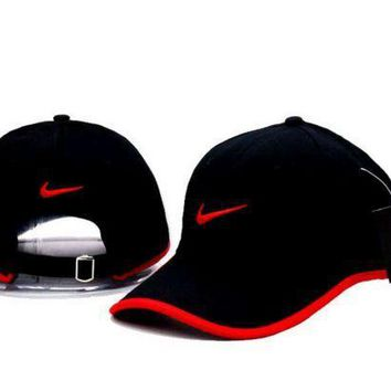 ESBON Cool NIKE GOLF NEW Adjustable Fit DRI FIT SWOOSH FRONT BASEBALL CAP HAT