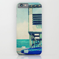 In the Summertime iPhone & iPod Case by Shawn King